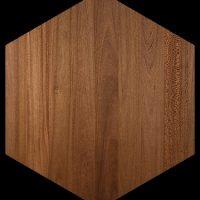 Briar Oak Hexagon